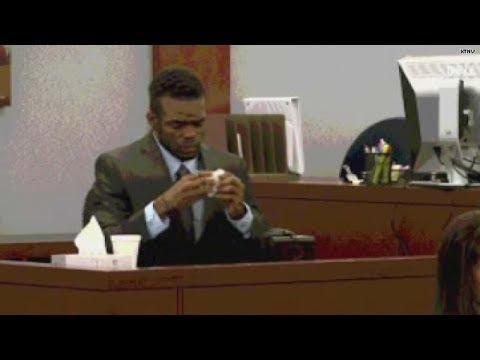 Accused killer claims self-defense in dance murder trial