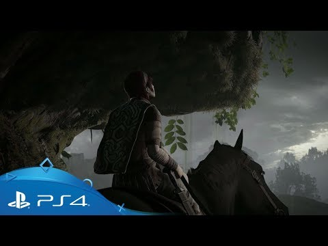 Shadow of the Colossus   Opening Cinematic Trailer - PGW 2017   PS4