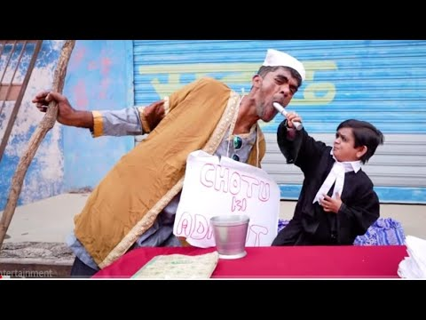 "CHOTU DADA KI ADAALAT | छोटु की अदालत |"" Khandesh Hindi Comedy 