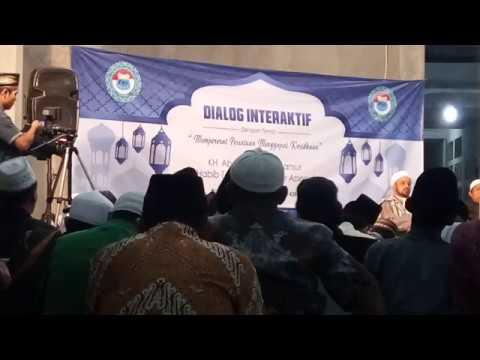 Dialog Interaktif bersama Habib Taufiq dan Gus Qoyyum    Pati