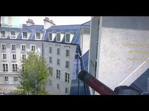 comment monter sur un toit