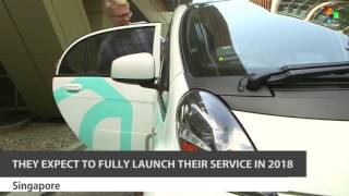 Singapore Company Is First to Trial Driverless Taxi Service