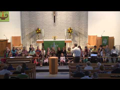 Sunday Worship Service - Bethlehem Lutheran Church: 9/22/2013