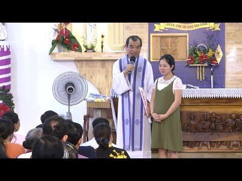 GDTM - Bài giảng Lòng Thương Xót Chúa ngày 16/12/2017