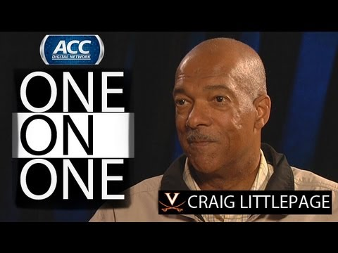 ACC One-on-One: Craig Littlepage, Virginia