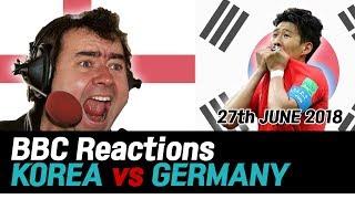 Video [한글자막] 한국 vs 독일 레전드 경기! BBC 현지 해설 반응ㅣKorea vs Germany BBC Commentary MP3, 3GP, MP4, WEBM, AVI, FLV September 2018