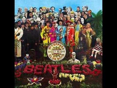 Tekst piosenki The Beatles - Lucy In The Sky With Diamonds po polsku