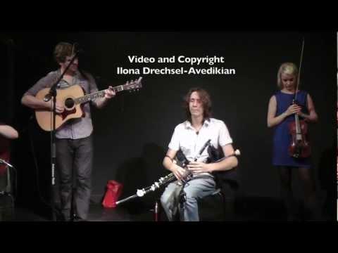 Craiceann Concert 27.6.2012 Inisheer Ireland 'The Evening Report'  Part 1 - HD