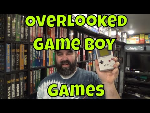 Overlooked Game Boy Games