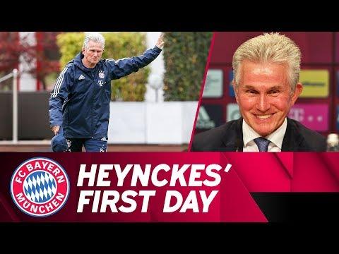 Jupp Heynckes ist zurück - Sein