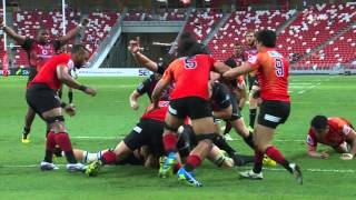 Sunwolves v Bulls Rd.5 2016 | Super Rugby Video Highlights