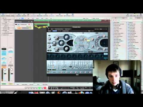LOGIC PRO – FILTER SWEEP TUTORIAL