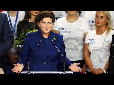 «Τριγμοί» στις σχέσεις Πολωνίας – ΕΕ μετά τη νίκη των ευρωσκεπτικιστών;