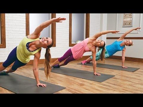 Bikini Belly Boot Camp – 10 Minutes to Tone! | Class FitSugar