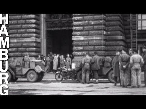 1945: Hamburg im Mai 1945 - Stunde Null in Hamburg - 3. ...