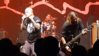 Down - Swan Song @ The Grove of Anaheim, CA 1/18/2013