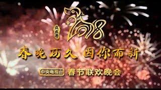 The CCTV Spring Festival Gala, 2018