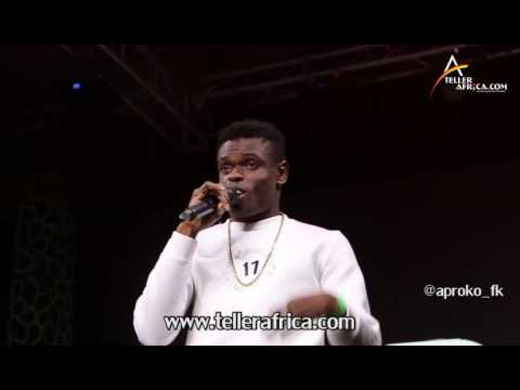 Watch: Aproko's Thrilling Performance @ Prince Hezekiah The Funny King2 Event