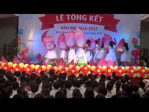 Lễ Tổng Kết năm học - Múa Tạm biệt mái trường