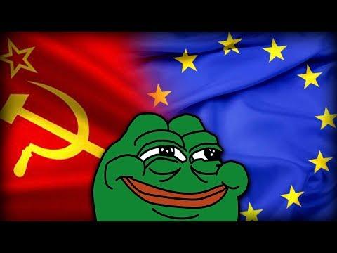СССР ТЕПЕРЬ ЕВРОПА - DomaVideo.Ru