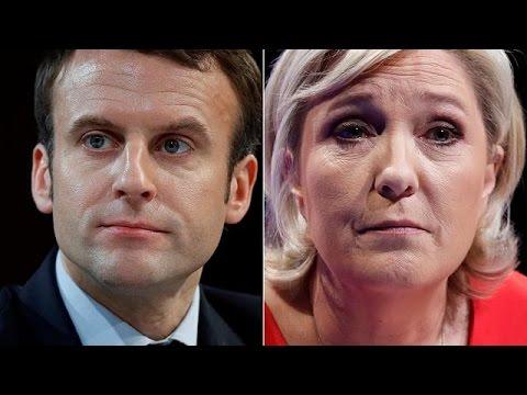 Duel Le Pen – Macron pour le second tour de la présidentielle française