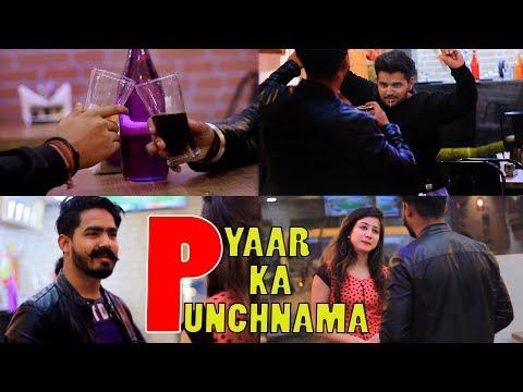 Pyaar Ka Punchnama  Funny Videos  The Rahul Sharma- YouTube