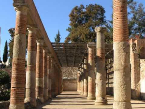 Viagem a Mérida - I Parte: Anfiteatro e Museu N Arte Romana