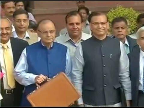 Finance Minister's Union Budget 2015 Speech in Lok Sabha