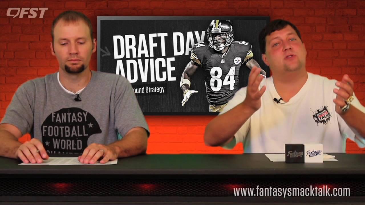 2016 Fantasy Football Early Round Draft Strategy thumbnail