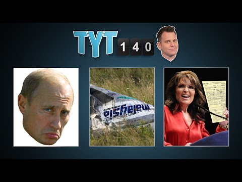 Palin - TYT140 - A Lot of News in a Little Time Top stories for July 23, 2014: - David Perdue wins Georgia GOP senate runoff (full story: http://ow.ly/zvKvv) - EU foreign ministers undecided on...