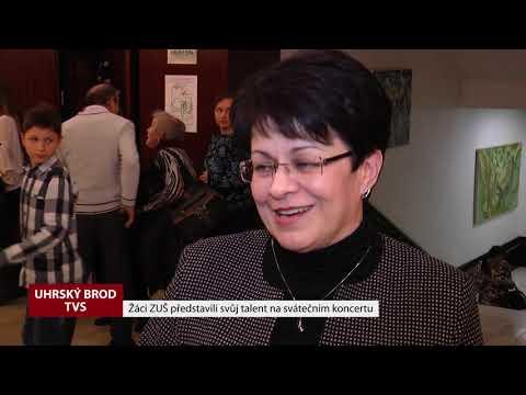 TVS: Uherský Brod 8. 12. 2018