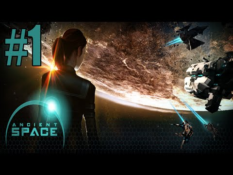 Let`s Play Ancient Space Gameplay Part/Mission 1 Down in a Hole