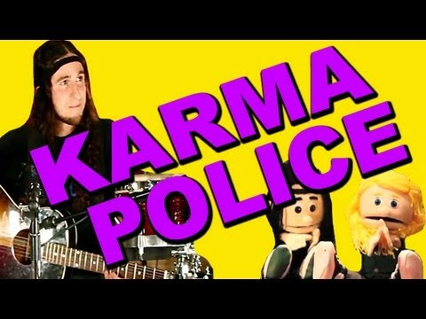 Gianni and Sarah - Karma Police Cover