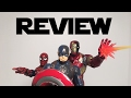 Captain America Civil War 3 Pack Unboxing and Revew. video download