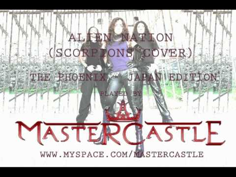 Mastercastle - Alien Nation (Scorpions cover) lyrics