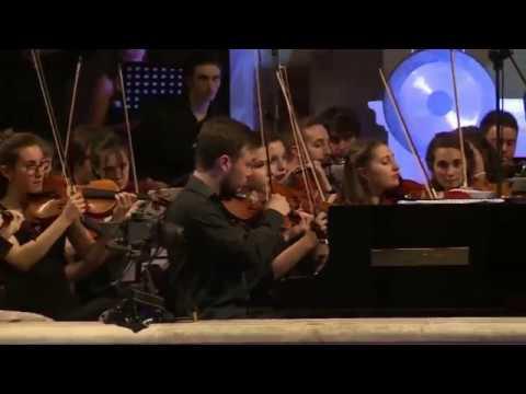 A. Ginastera   Malambo   CUPIDITAS SYMPHONY ORCHESTRA   Florence видео