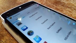 7 + 1 Root Apps That I Can't Live Without - YouTube