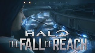 Halo: The Fall of Reach - The Animated Series Trailer - SDCC 2015