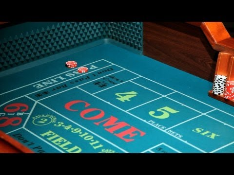 How to Make Lay Bets in Craps | Gambling Tips