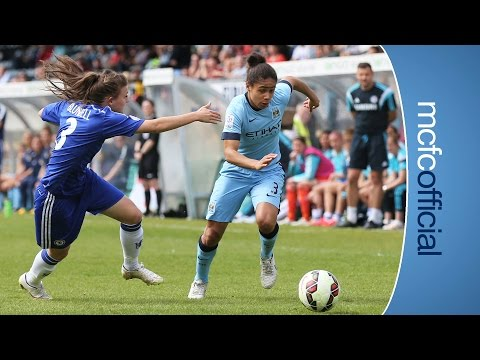 Video: SEMI-FINAL HIGHLIGHTS | Chelsea Ladies v City Women
