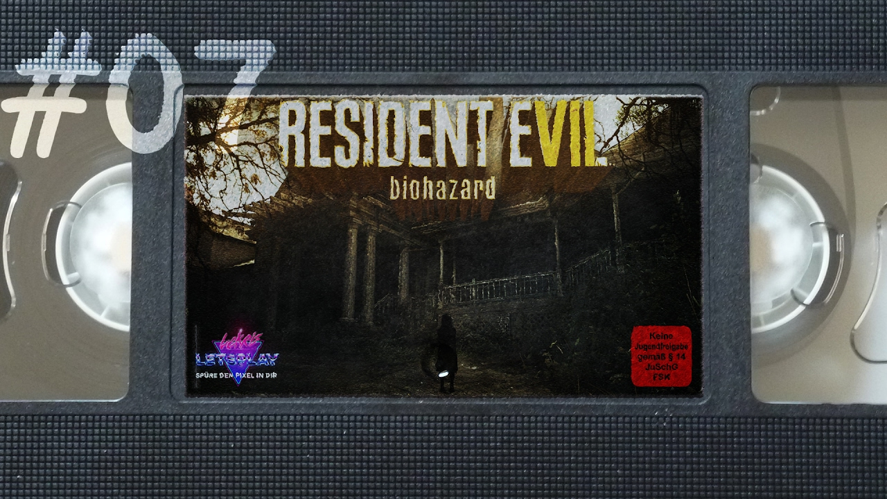 ZERTEILUNGSPROZESS | Let's Play Resident Evil 7 #07
