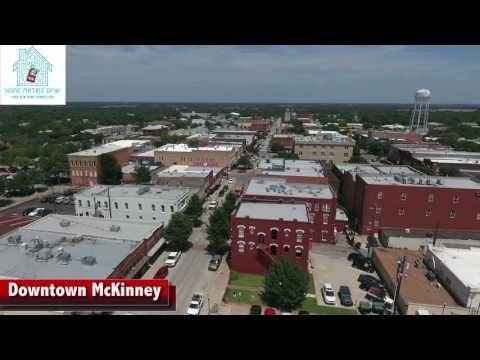 McKinney Aerial Overview