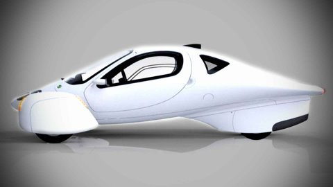 The Aptera 2e Electric Car | ZapRoot