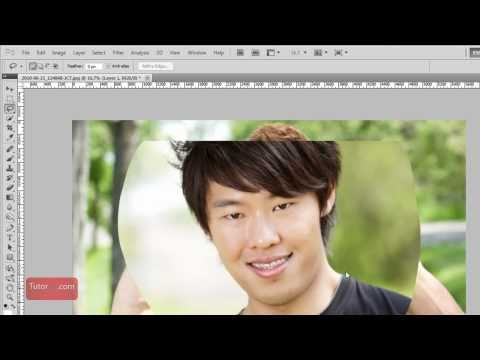 Face Swapping in Photoshop CS5