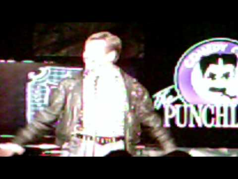 Rowdy Roddy Piper Punchline Comedy Club 3/31/2011