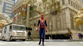 Marvel's Spider-Man (PS4) New York City Open-World Trailer