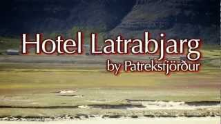 Patreksfjordur Iceland  city pictures gallery : Hotel Látrabjarg by Patreksfjörður Iceland - Icelandic Farm Holidays