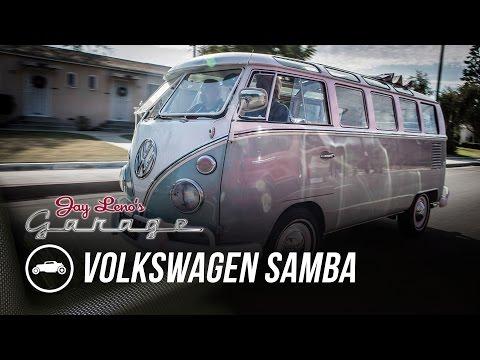 Gabriel Iglesias' 1966 Volkswagen Samba – Jay Leno's Garage