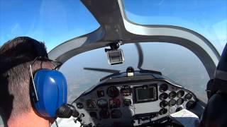 Preview video Lezione di Fonia #4 Valdera - Trento con Piano di Volo