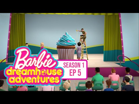 Barbie | Dreamhouse Adventures Season 1 Episode 5